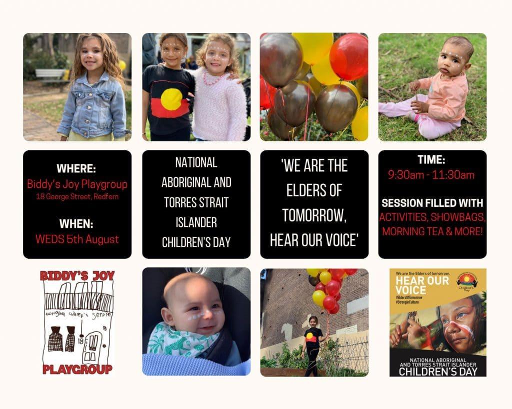 Aboriginal Children's Service Redfern