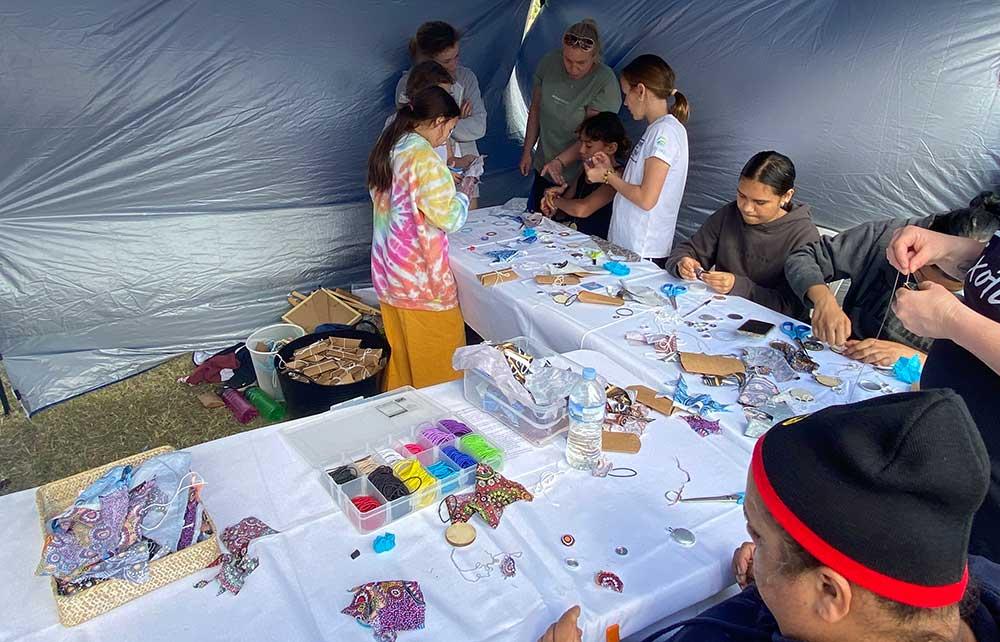 Abcare celebrates Children's Day 2021 through craft