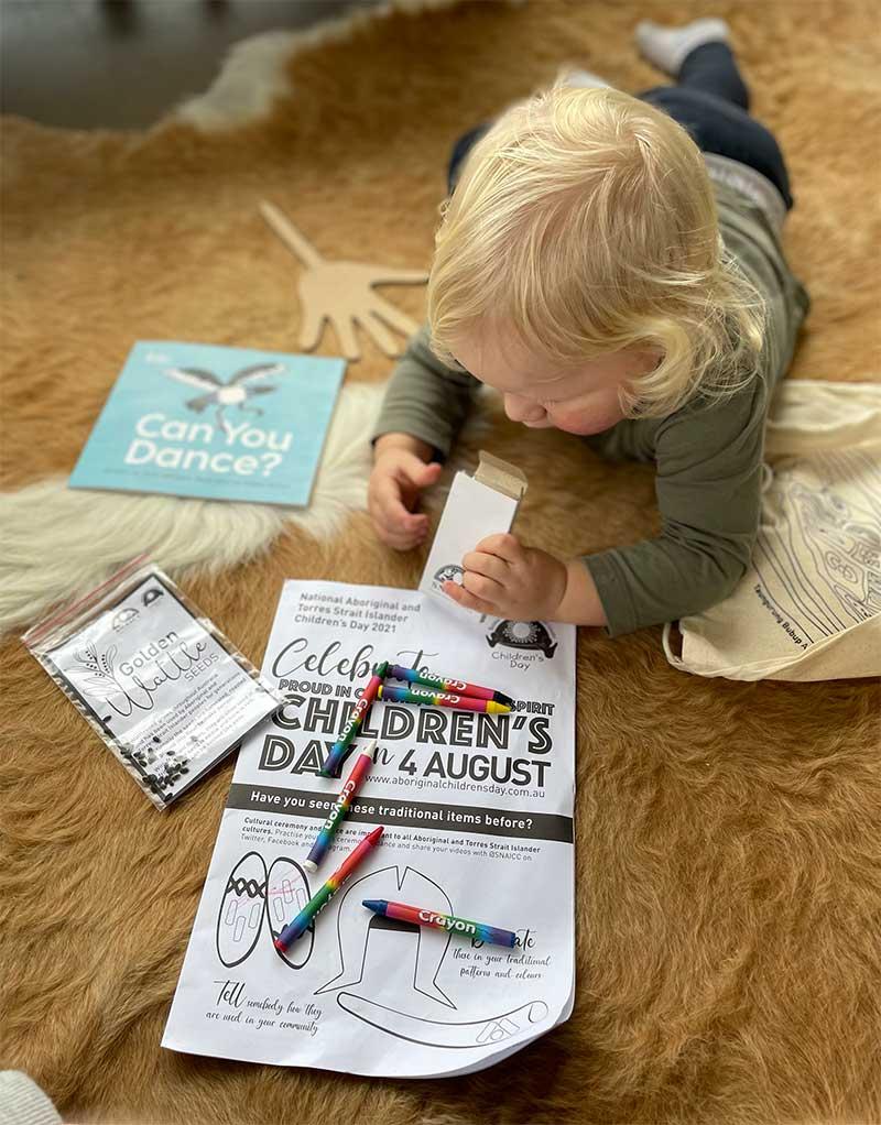 Children's Day 2021 resource bag and activities